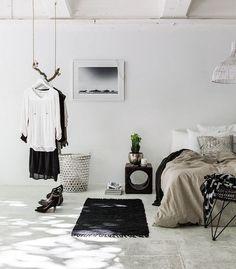 Inspiratieboost: de mooiste vloerkleden in de slaapkamer - Roomed
