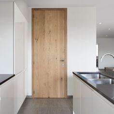 Oak Interior Doors, Door Design Interior, Oak Doors, Home Room Design, Exterior Doors, House Design, Modern Wooden Doors, Wooden Door Design, Contemporary Doors