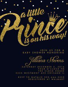 royal prince baby shower invitation pink nerd printables