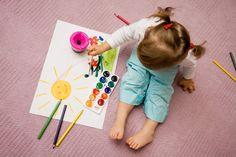 ***¿Cómo Enseñar a los Niños a Pintar?*** En este artículo veremos algunos consejos para enseñarle a pintar a los niños por primera vez, estimulando su capacidad creativa para dibujar obras de arte que atesorarás como un lindo recuerdo....SIGUE LEYENDO EN.... http://comohacerpara.com/como-ensenar-a-los-ninos-a-pintar_11679s.html