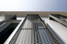 Expanded metal panels