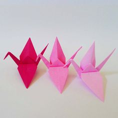 200 Small Origami Pa