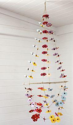 Pajaki Paper Chandelier Workshop, The Corner Store Gallery, Orange NSW