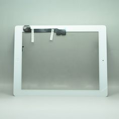 For Apple iPad 4 Touch Display Assembly with Touchpad White Colour