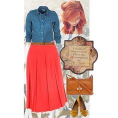 Casual ◆ Apostolic Pentecostal Fashion ◆