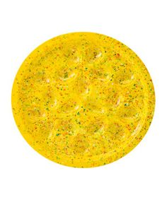 Look what I found on #zulily! Yellow 13'' Confetti Egg Tray by Zak Designs #zulilyfinds