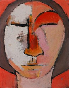 Jean Paul Drouin, Face #3, 1992, Canale Diaz Art Center