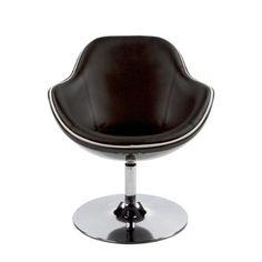 Home Deco - Chair Black- (AC00220BLBL)