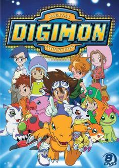 Digimon Season 1: Digimon Adventure DVD Complete Collection (D)
