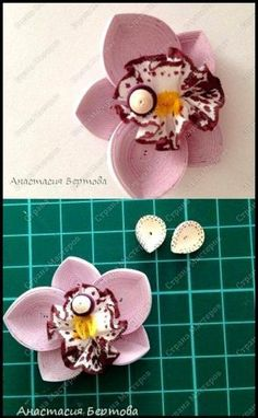 Paper Quilling Orchid Flower By Anastasiya Be Paper Quilling Orchid Flower By A. Paper Quilling Orchid Flower By Anastasiya Be Paper Quilling Orchid Flower By Anastasiya Be Paper Quilling Tutorial, Paper Quilling Flowers, Paper Quilling Jewelry, Quilled Paper Art, Quilling Paper Craft, Quilling 3d, Quilling Patterns, Origami Flowers, Paper Crafts