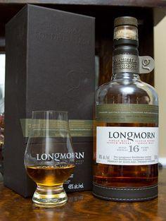 8.4 + Longmorn 16 yr - Single Malt Scotch #Scotch #Whisky #Whiskey #Alcohol #Bourbon #Malt #Rye #Liquor #Spirits