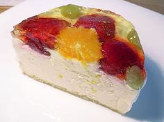 Polish cheesecake made of cream cheese    Also, a variety of other traditional polish desserts.. Great baking ideas Mmm