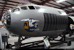 Boeing B-29 Superfortress N91329 1368 Polk City Worlds Greatest Aircraft Collection - FA08