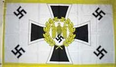 German Infantry Flag WWII