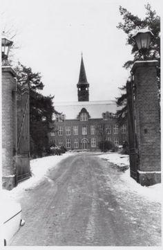 Het voormalige pensionaat Saint Louis, Utrechtseweg 228.