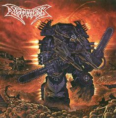 """MUSIC EXTREME: CLASSIC VIDEO OF THE DAY: DISMEMBER """"CASKET GARDEN... #dismember #metal #deathmetal #sweden"""