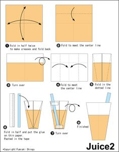 Easy Origami Instructions