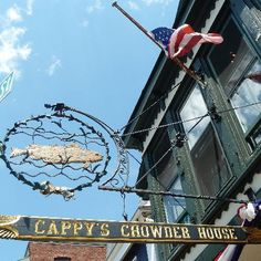 Best clam chowder in Maine! Camden Maine, Portland Maine, Vacation Places, Vacation Trips, Ogunquit Maine, United States Travel, Weekend Trips, Oh The Places You'll Go, New Hampshire