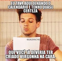 One Ditection, Ems Humor, I Dont Like You, 1d And 5sos, Larry Stylinson, Read News, Reading Lists, Funny Memes, Louis Tomlinson