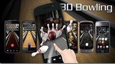 Juego Bolos 3D Bowling - para Android