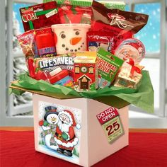 The Night Before Christmas Childrens Care Package $36.99