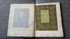 Antique Collectable Book Little Journeys to the Home of William Morris by Elbert Hubbard by FabledForest on Etsy https://www.etsy.com/listing/555048971/antique-collectable-book-little-journeys