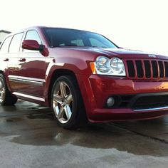 """SRT8 Jeep, time to say goodbye to my """"baby"""". I've had a blast driving this for the past 6+ years!"""