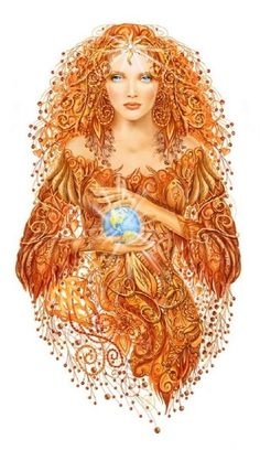 Mother Earth-Gaia