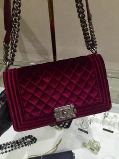DarkRed Bag