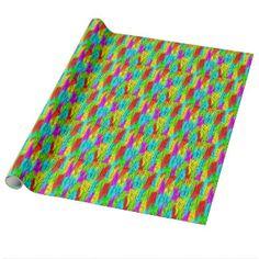 Platterns Gift Wrap Paper