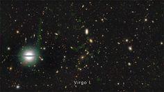 EL EXTRAÑO OBJETO QUE DEAMBULA POR LA VÍA LÁCTEA Y podría cambiar lo que sabemos sobre cómo la materia oscura mantiene unida los objetos en las galaxias.
