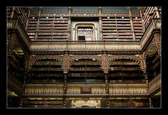 Real Gabinete Português de Leitura | Flickr - Photo Sharing!