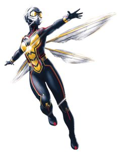 Wasp (Janet van Dyne) is a fictional superhero appearing in American comic books published by Marvel Comics New Avengers, Avengers Comics, Marvel Heroes, Captain Marvel, Superhero Characters, Female Characters, Tarantula Hawk, Marvel Cards, Hero Girl