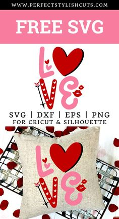 FREE Love SVG File for Cricut and Silhouette Cameo cutting machines- FREE Love SVG File for Cricut and Silhouette Cameo cutting machines Free SVG Files for Cricut and Silhouette Sinful Colors, Cricut Vinyl, Svg Files For Cricut, Pick Up, Essie, Vinyl Crafts, Vinyl Projects, Valentine Day Crafts, Valentine Ideas