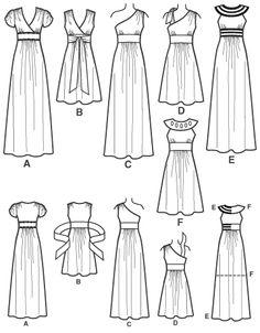 Simplicity pattern #2692 detail