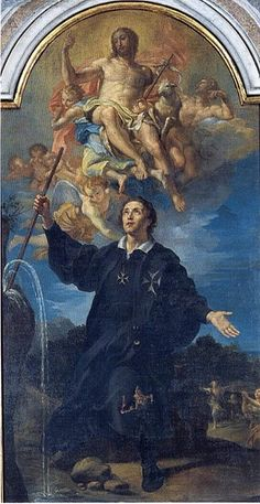 Sant'Ugo Canefri do Genoa, religioso