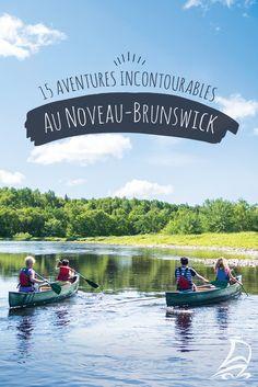 15 aventures incontourables au Nouveau-Brunswick | #15: Explorer les sentiers de randonnée des montagnes du parc provincial Mont-Carleton.
