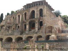 Palatine Hill, Ancient Rome, Italy