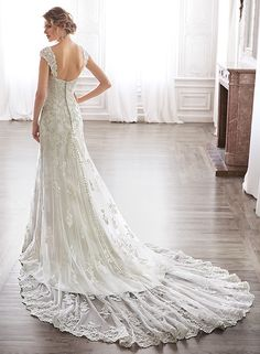 Large View of the Emma / Emma Marie Bridal Gown