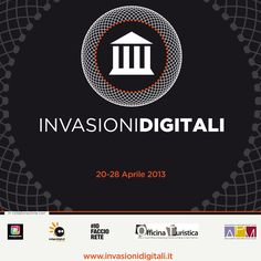 Liberiamo il patrimonio con le Invasioni Digitali #InvasioniDigitali