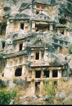 Antalya - Kaş Patara