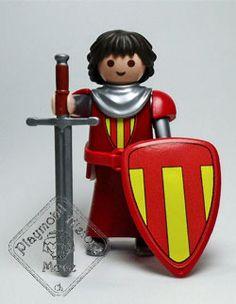 Capitán Trueno - vesta roja