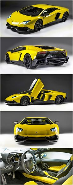 Lamborghini Aventador LP 720-4 50 Anniversario Edition. #carsguide #lambo #lamborghini #aventador www.bracae.pt