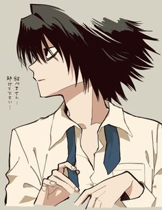 Even more Lawliet x reader oneshots Death Note デスノート, Death Note Fanart, Anime Guys, Manga Anime, Anime Art, Death Note Cosplay, Little Poni, L Lawliet, Detective