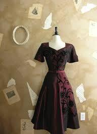 1940s - 1950s Dresses