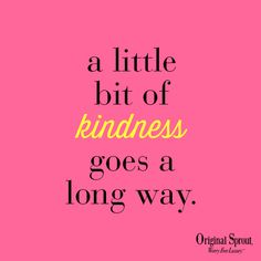 Small acts of kindness add up <3 #motivation #Inspiration #love