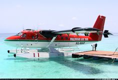 One of these flew me from Aruba to Bonaire, minus landing on water. Stol Aircraft, Amphibious Aircraft, Flying Ship, Flying Boat, Maldivian Air Taxi, Jet Privé, Pilot, Sea Planes, Bush Plane