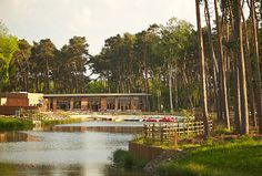 Lake | Woburn Forest | Center Parcs