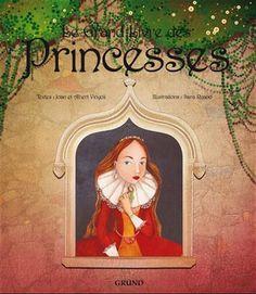 Grand livre des princesses(Le) par VINYOLI, ALBERT*VINYOLI, JOAN
