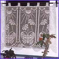 free crochet beaded curtain patterns - - Yahoo Image Search Results